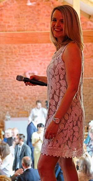 Live Wedding Singer to perform during your Wedding Breakfast