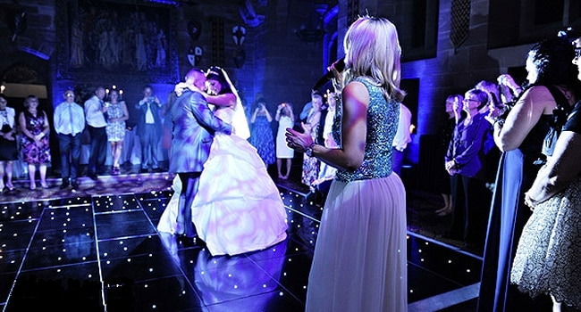 Wedding Singer Your First Dance Performed Live on Your Wedding Day